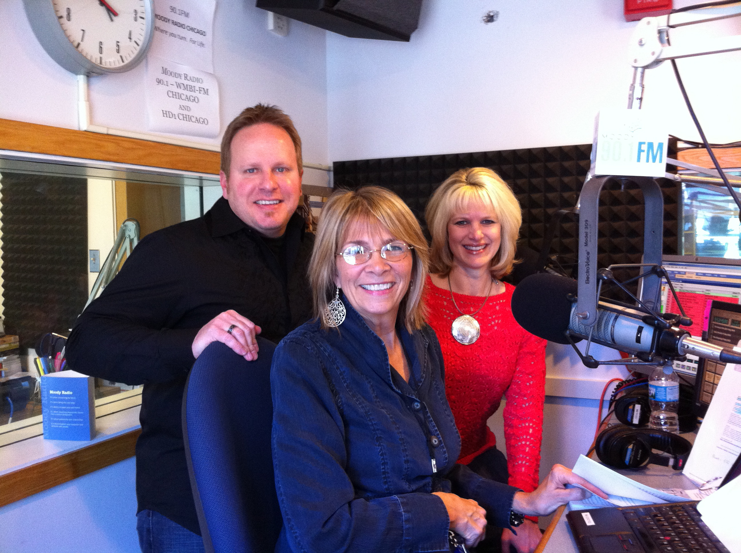 """Radio Interview: """"This Is The Day"""" with Nancy Turner, Moody Radio Chicago"""